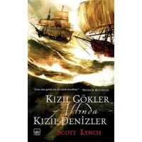 Centilmen Piç Serisi 2 : Kızıl Gökler Altında Kızıl Denizler - Scott Lynch