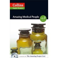 Amazing Medical People +Cd (A.People Readers 2) A2-B1-F.H. Cornish