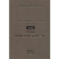 6098 Sayılı Yeni Türk Borçlar Kanunu-Hasan Erman