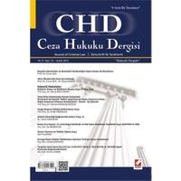 Ceza Hukuku Dergisi Sayı:23 Aralık 2013