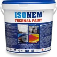 İsonem Thermal Paint Isı Yalıtım Boyası 5 Lt Renk:Beyaz
