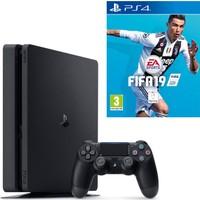 Sony Playstation 4 Slim 1 Tb Oyun Konsolu + Fifa 19