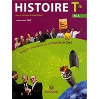 Histoire Tle, Es, L
