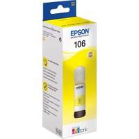 Epson 106 T00R440 Ecotank Sarı Kartuş Ink Bottle