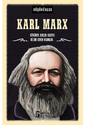 Karl Marx - Ahmet Üzümcüoğlu