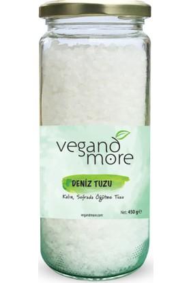 Vegandmore Öğütmelik Kalın Deniz Tuzu 450 gr
