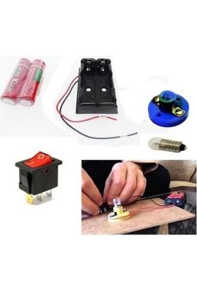 FHK Elektrik Deney Seti Öğrenci Deney Seti Okul Seti