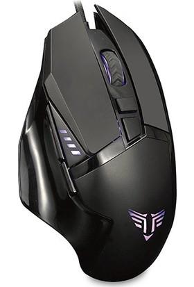 Everest SM-GX7 Usb Siyah 7 Tuşlu Oyuncu Mouse