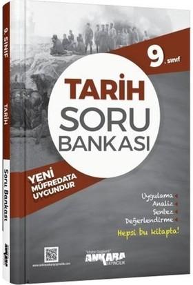Ankara Yayıncılık 9.Sınıf Tarih Soru Bankası