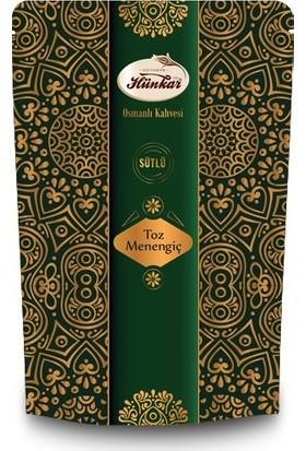 Hünkar Sütlü Toz Menenğiç Kahvesi 200gr 24 Paket