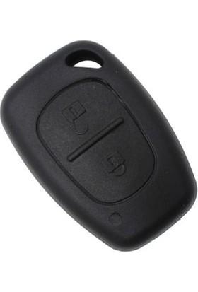 Esan Renault 2 Butonlu Trafic Kangoo Anahtar Kabı Kumanda Kabı