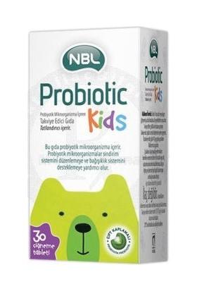 NBL Probiotic Kids 30 Tablet