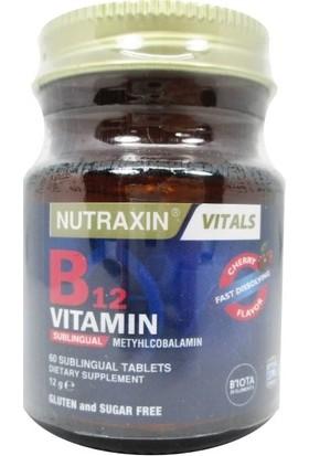 Nutraxin B12 Vitamin 1000mcg 60 Tablet