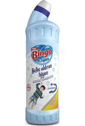 Bingo Oksijen Çamaşır Suyu Ferahlatan Hijyen 750 ml