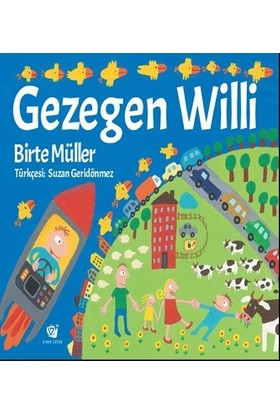 Gezegen Willi - Birte Müller