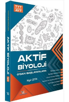 TYT - AYT Aktif Biyoloji 0'dan Başlayanlara