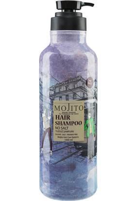 Mojito Saç Dökülmesine Karşı Parabensiz Tuzsuz Şampuan