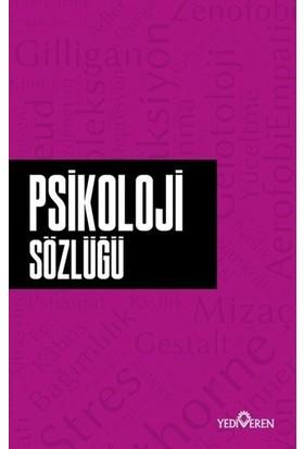 Psikoloji Sözlüğü - Ahmet Murat Seyrek