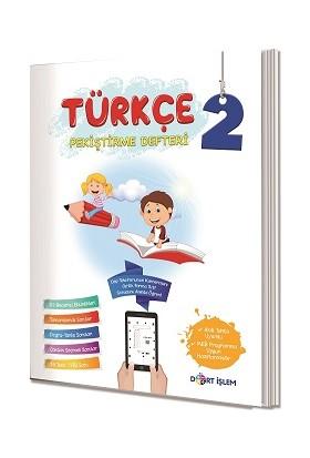 2. Sınıf Türkçe Pekiştirme Defteri