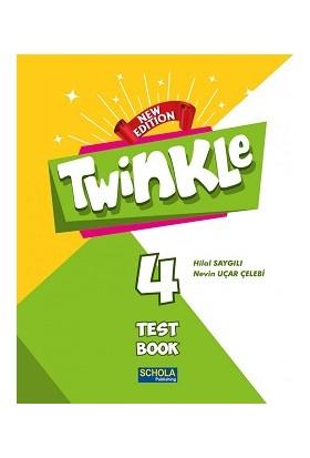 4. Sınıf English Twinkle Test Book