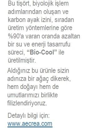 Devinim® Bio-Cool Sporcu Tişörtü
