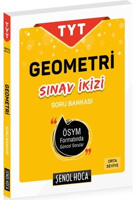 Şenol Hoca Yayınları Tyt Geometri Soru Bankası (Sınav İkizi)