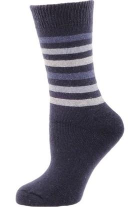 Panthzer Casual Wool Socks Erkek Çorap Lacivert