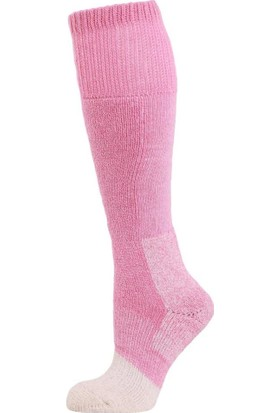 Panthzer Nature Extreme Cold Socks Kadın Çorap Pembe