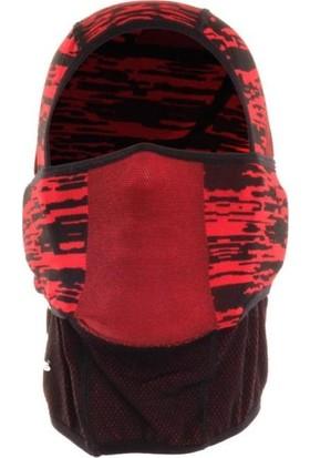 2As Kar Maskesi Siyah Kırmızı
