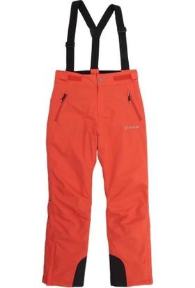 2As Olimpos Çocuk Kayak Pantolonu Turuncu