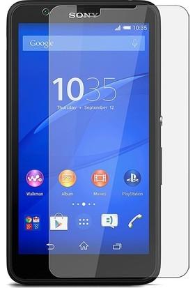TelefonBorsası Sony Xperia E4 Ekran Koruyucu Cam