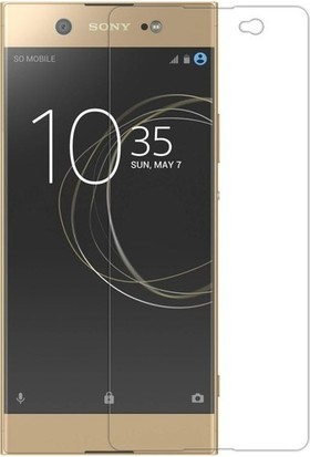 TelefonBorsası Sony Xperia XA1 Plus Ekran Koruyucu Cam