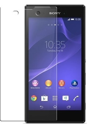 TelefonBorsası Sony Xperia T3 Ekran Koruyucu Cam