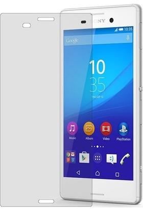 TelefonBorsası Sony Xperia M4 Aqua Ekran Koruyucu Cam