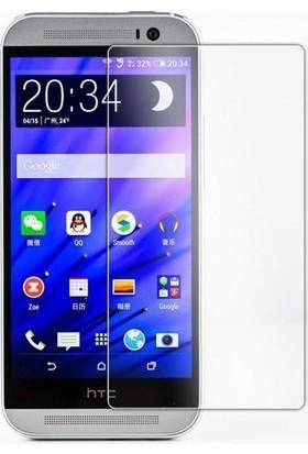 TelefonBorsası HTC One M8 Ekran Koruyucu Cam