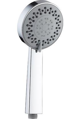 Tema Tondo Duş Başlığı 3 Fonksiyonlu Blister Ambalajlı 55095