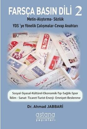 Farsça Basın Dili 2 - Ahmad Jabbari