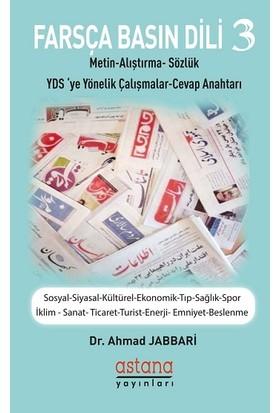 Farsça Basın Dili 3 - Ahmad Jabbari