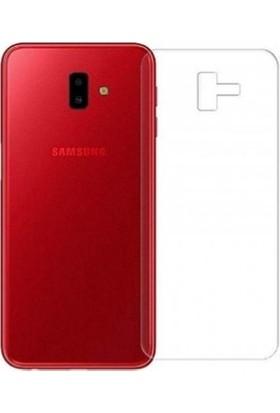 Blitzpower Samsung Galaxy J6 Plus Arka Nano Glass Nano Ekran Koruyucu