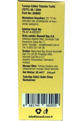 Biowell Dekinon D3 K2 Sprey 20 ml 130Puf