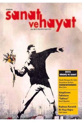 Yeniden Sanat Ve Hayat Dergisi Sayı: 48 / 13 Kış 2019 Ön Kapak Yeniden Sanat Ve Hayat Dergisi Sayı: 48 / 13 Kış 2019 Arka KapakYeniden Sanat Ve Hayat Dergisi Sayı: 48 / 13 Kış 2019 - Kollektif