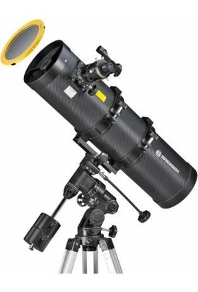 Bresser Pollux 150/750 Güneş Filtreli Teleskop