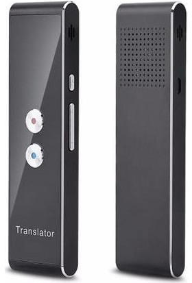 Intelligent Elektronik Dil Çevirici Translator