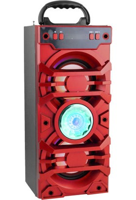 Owwotech Büyük Bluetotoh Speaker (Yükseklik :30 Cm )-Usb-Tf-Fm-Pg-381