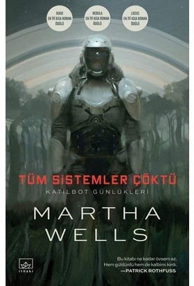 Tüm Sistemler Çöktü - Martha Wells