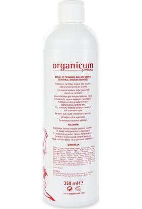 Organicum Boyalı/Yıpranmış Saçlar İçin Şampuan 350 Ml