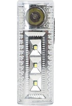 Panther Pt 7370 Pille Çalışan Mini Işıldak
