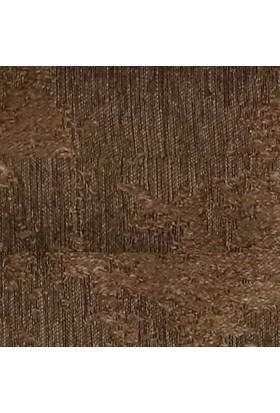 Caserta Home Bulut Desen Sütlü Kahve Orta Sıklıkta Pileli Jakar Tek Kanat Fon Perde - Ezo 12726