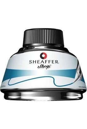 Sheaffer Şişe Mürekkep 50 ml, Mavi/Siyah