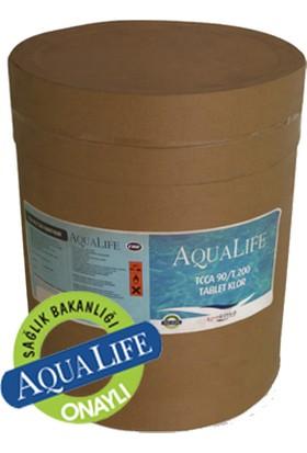 Aqua Life %90 Tablet Klor 50 Kg